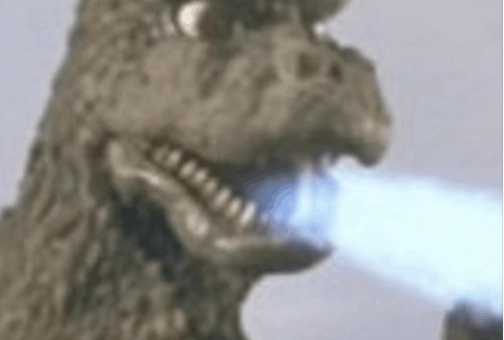 Godzilla Love